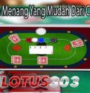 Ketahui Cara Menang Yang Mudah Dari Casino Online